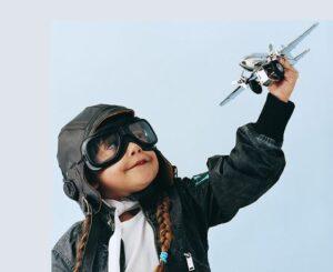 bambino pilota